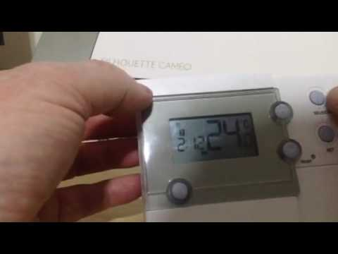 Heatwell Thermostat Programming Video For Siemens Rde100