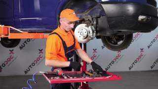 Fjerner Stabilisatorarm VW - videovejledning