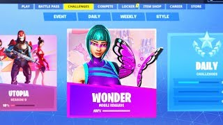 YOU CAN GET THE WONDER SKIN FREE In Fortnite Right Now! (FREE ITEMS)