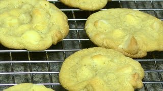 White Chocolate Macadamia Nut Cookies Recipe - Cookwithapril