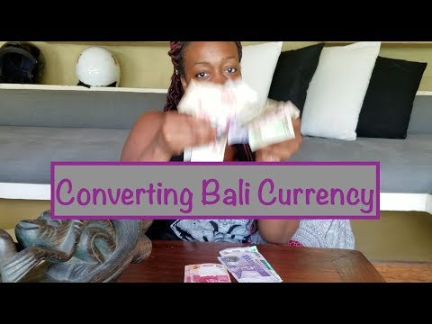 How To Convert Indonesia Rupiah To Dollars & Euro