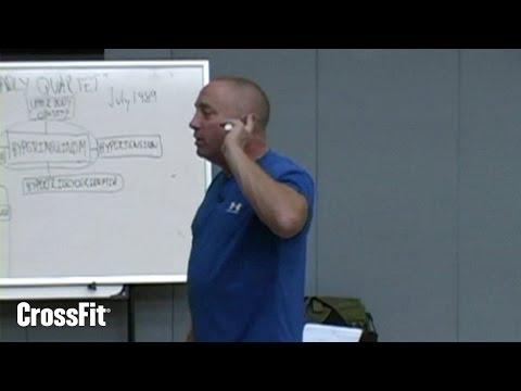 Nutrition Lecture Part 2: Optimizing Performance