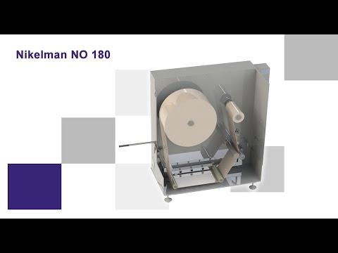 NIKELMAN - Simple Soaking Device (as Element For The Shirring Machine) - Nikelman® NO 180