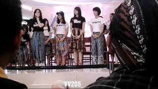 MEET AND GREAT JKT48 AT LIPPO PLAZA YOGYAKARTA