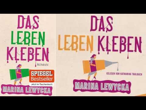 Hörbuch   Das Leben kleben  Roman   Marina Lewycka   Komplett   Deutsch
