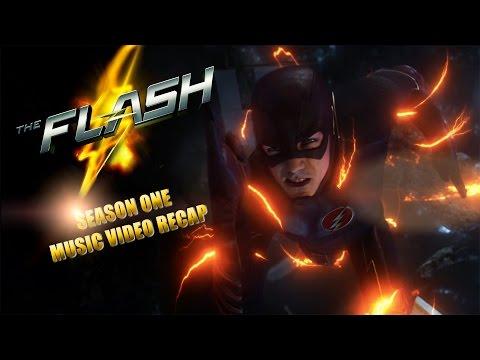 The Flash Season 1 Music Video Tribute (Spoiler Alert!)