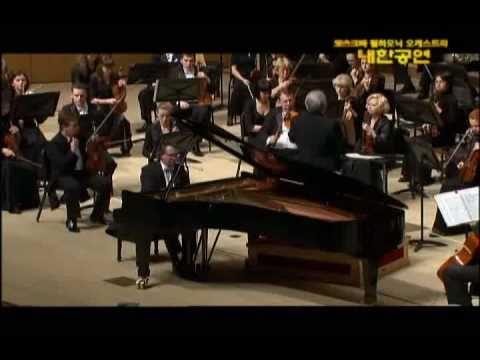 Rachmaninov Piano Concerto No.3 Mvnt.2