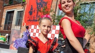 Dia de España en Moscú