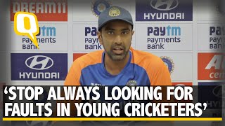 Ashwin Defends Rishabh Pant, Talks About His 'Dream' Match at Chepauk  | The Quint
