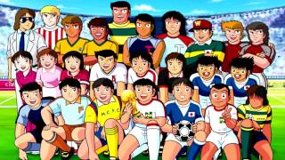 Moete Hero, Captain Tsubasa Opening (Super Campeones), Heavy Metal version