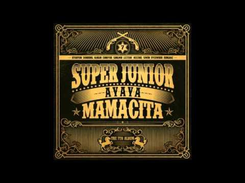 Super Junior/  Mamacita/ Instrumental Oficial /