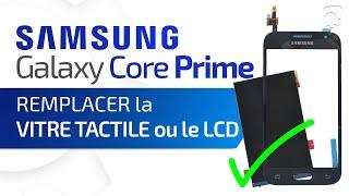 Tutoriel Samsung Galaxy Core Prime : remplacer la vitre tactile et/ou l'écran LCD  HD