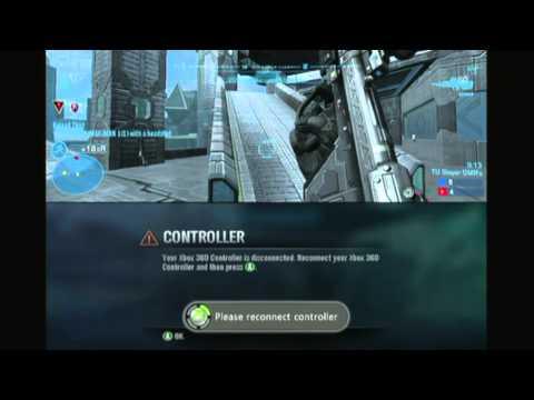 Halo Reach Dubs on Treasurey / Splitscreen