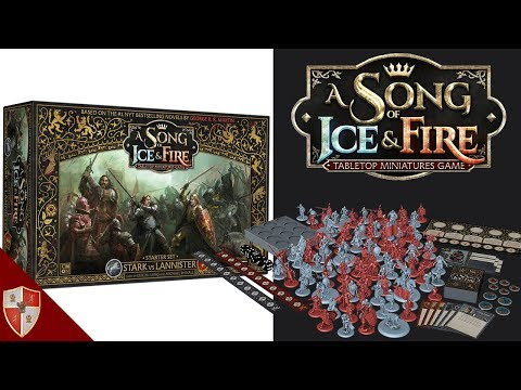 Unboxing A Song of Ice and Fire