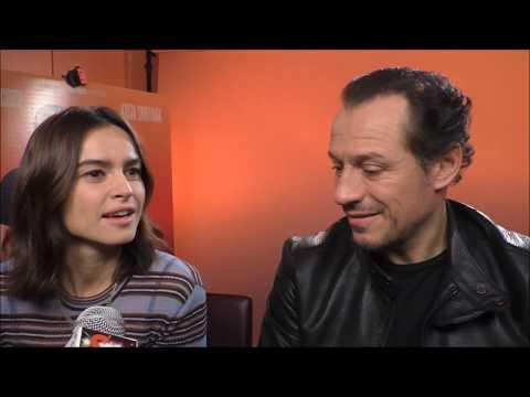 Videointervista a Steo Accorsi e Kasia Smutniak in Made In Italy, su SpettacoloMania.it