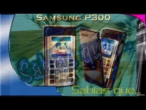 sabias que...  Samsung p300