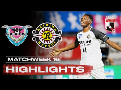 Sagan Tosu Kashiwa Goals And Highlights
