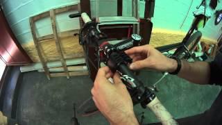instalar polar bike mount (soporte pulsómetro/gps manillar bici)