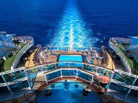 Ruby Princess Cruise Ship Video Tour