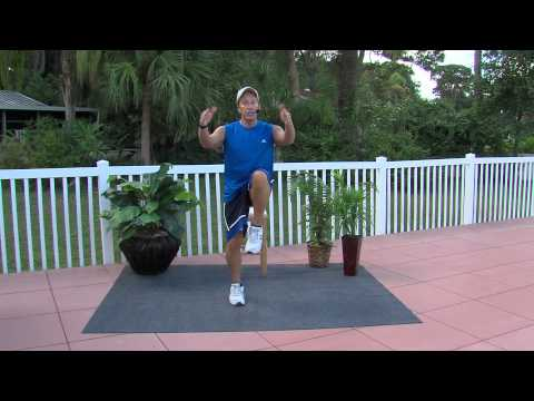 Aqua aerobics choreography - NEW August 2014