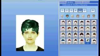 NEW LOOK SIMULATOR - Programa de cambio de Imagen Virtual.