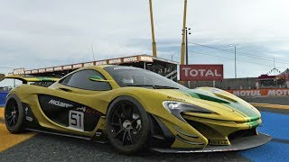 Forza Motorsport 7 - McLaren P1 GTR 2015 - Test Drive Gameplay (HD) [1080p60FPS]