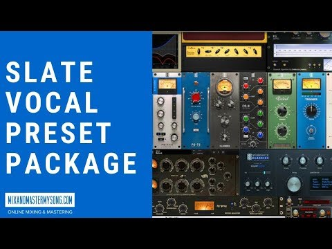 Courses & Presets | Mix & Master My Song