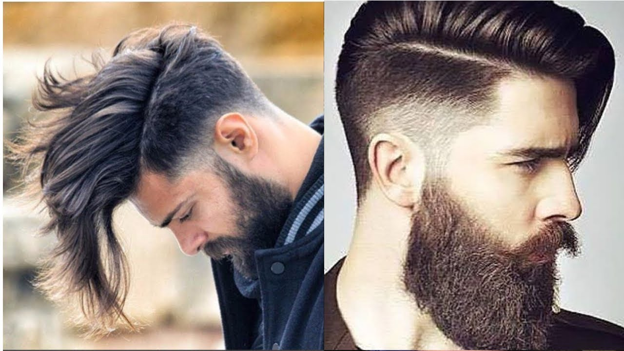 Top Latest Undercut Hairstyles And Beard Style For Men 2017 2018