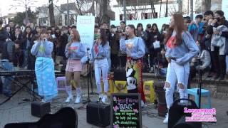 2015.03.22 씨엘씨.CLC (Crystal Clear).BangBang (Jessie J, Ariana Grande, Nicki Minaj).홍대놀이터