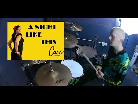 Caro Emerald - A Night Like This - Drum Cover