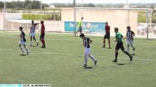 "Resumen: Cadete""A"" C.D.CASTELLÓN 1-1 C.D.DON BOSCO VALENCIA (3/06/2013) Liga Autonómica Cadete"
