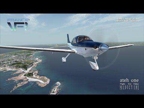 France VFR - Bretagne Sud - Official Promo