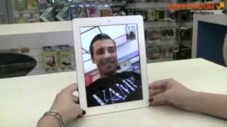 Видео обзор возможностей планшета Apple iPad 2 | danilidi.ru(Презентация планшетника Apple iPad 2 от фирмы Apple Компьютеры и комплектующие ПК http://www.danilidi.ru/hard/ Возможности..., 2011-03-30T10:59:34.000Z)