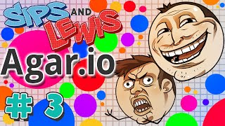 Agar.io #3 - Sips & Lewis
