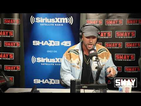 SonReal Tackles the 5 Fingers of Death on Sway in the Morning