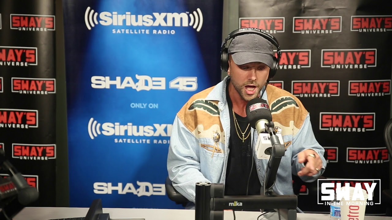 #SonReal Tackles the 5 Fingers of Death on #SwayintheMorning