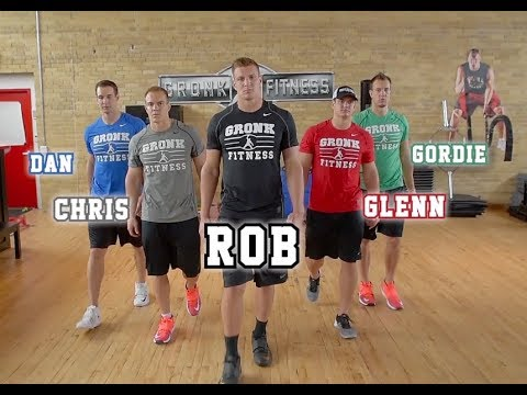 Get Ripped With Rob Gronkowski