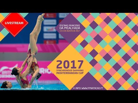 SYNCHRONISED SWIMMING MEDITERRANEAN CUP 2017
