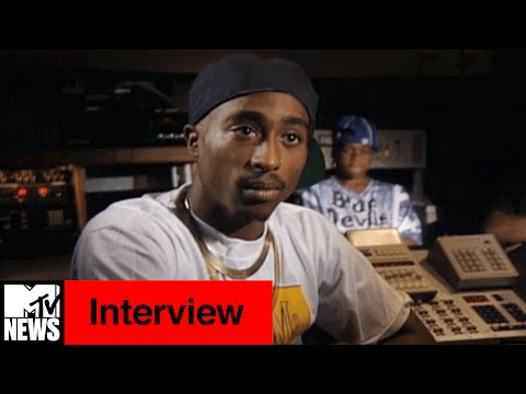 Watch Tupac Talk Trump & Inequality in a 1992 MTV Interview