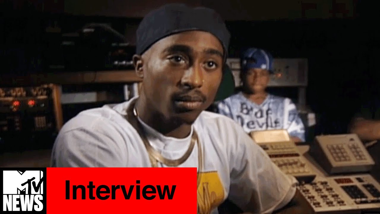 Tupac Talks Greed in America in 1992 Interview | MTV News