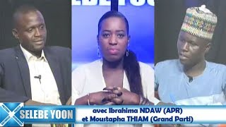 Selebe Yoon du 03 oct. 2018  avec Ibrahima NDAW (APR)  et Moustapha THIAM (Grand Parti)