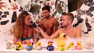 Jessy et Valentin (Les Marseillais VS le Reste du Monde 2) dans le bain de Jeremstar - INTERVIEW