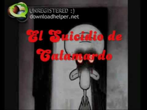 Creepypasta Red Mist Y El Suicidio De Calamardo