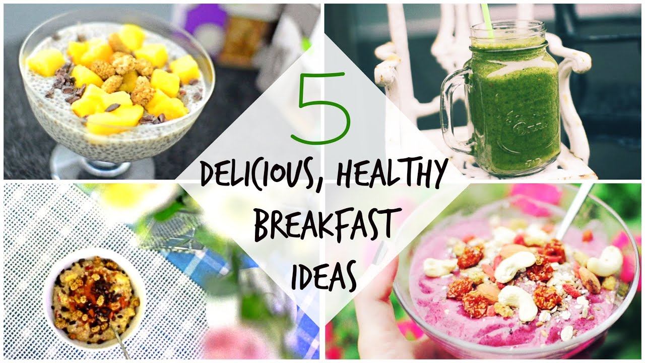 5 Delicious, Healthy, Vegan Breakfast Recipes! ? - chanelegance
