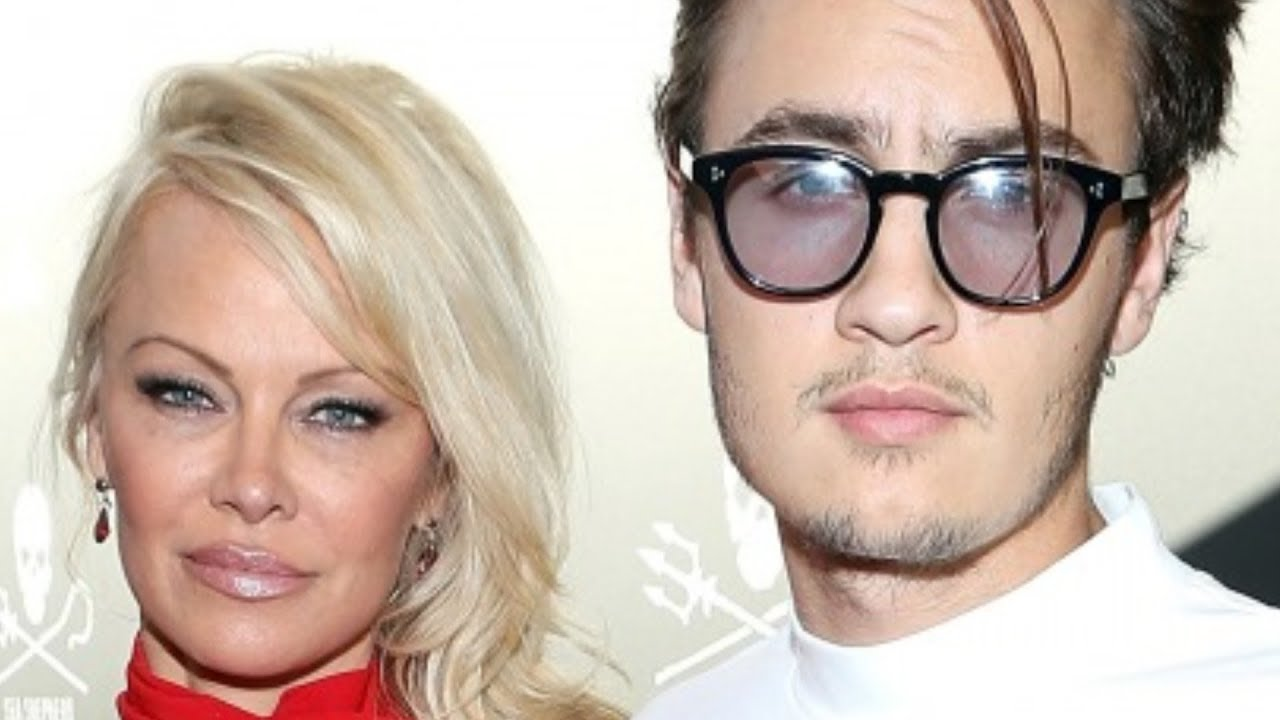 Pamela Anderson's Son Reacts To Her Bombshell Wedding News