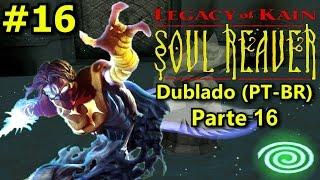 Detonado de Legacy of Kain: Soul Reaver (PS1) - Parte 16 - Preparação pro final