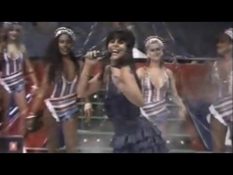 Gretchen (Melô do Xique Xique) - Cassino do Chacrinha 1984 - Rede Globo