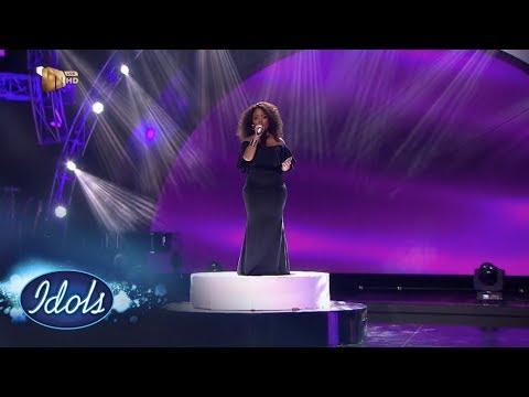 Top 4 Reveal: Thando - 'Ke Na Le Modisa' – Idols SA | Mzansi Magic