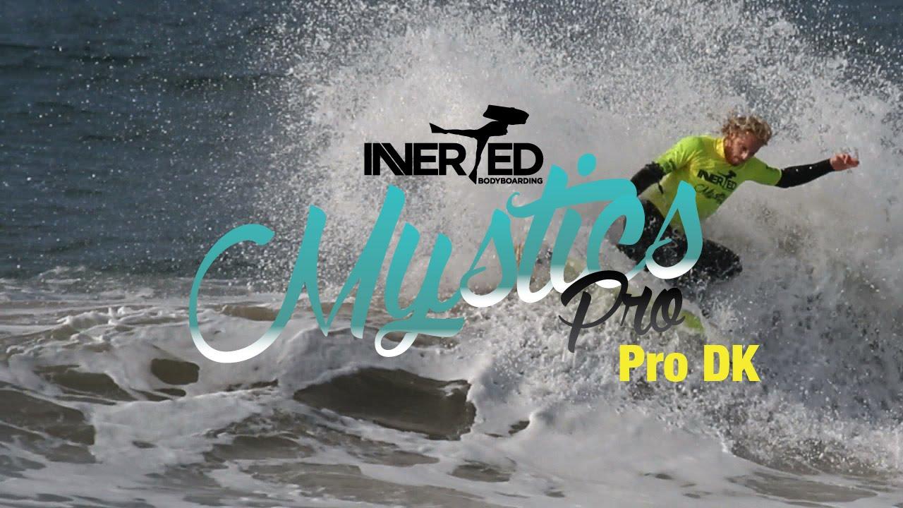 Inverted Bodyboarding Mystics Pro - Dropknee (Official Video)