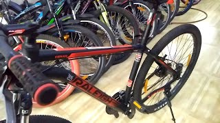 Raleigh Conan | Best MTB Under 25000 | Dual Hydraulic Disc Brake | Shimano 24 Gears | 29 Inch Wheels